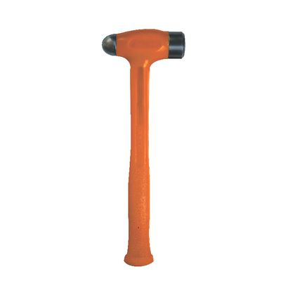 24 OZ. DEAD BLOW STEEL FACE BALL-PEEN HAMMER ORANGE | Matco Tools