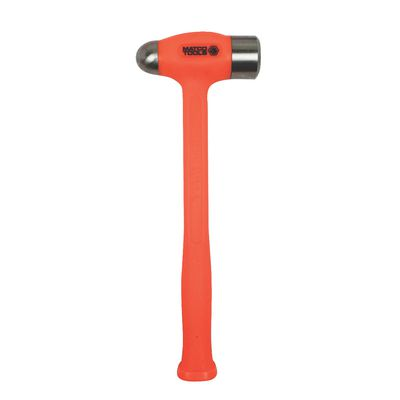 32 OZ. DEAD BLOW STEEL FACE  BALL-PEEN HAMMER ORANGE | Matco Tools