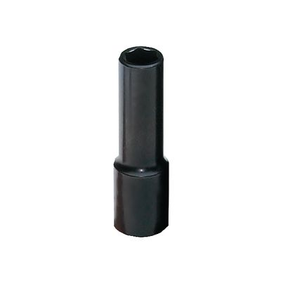 "3/8"" DRIVE 5/6"" SAE 6 POINT MID-LENGTH SOCKET 