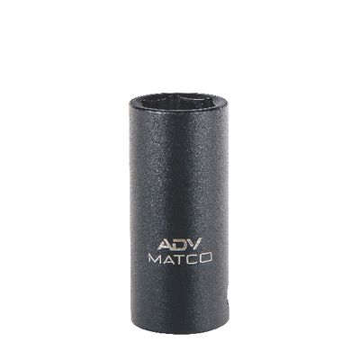 "3/8"" DRIVE 11MM METRIC 6 POINT MID-LENGTH IMPACT SOCKET 