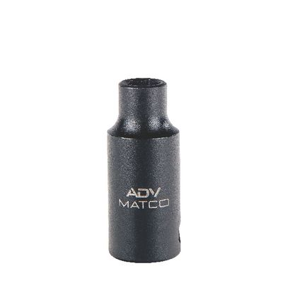 "3/8"" DRIVE 7MM METRIC 6 POINT MID-LENGTH IMPACT SOCKET 
