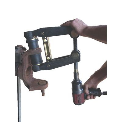 BALL JOINT PRESS WITH CUP ADAPTERS | Matco Tools