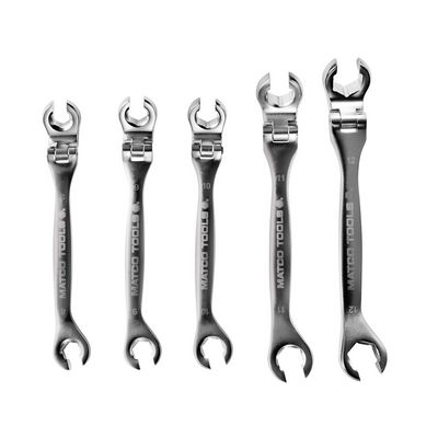 METRIC BRAKE LINE WRENCH SET | Matco Tools