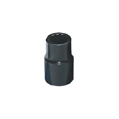 "3/8"" DRIVE 10MM METRIC 12 POINT IMPACT SOCKET 