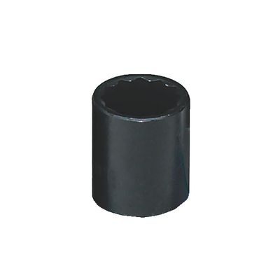"3/8"" DRIVE 17MM METRIC 12 POINT IMPACT SOCKET 