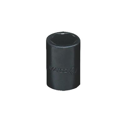 "3/8"" DRIVE 17MM METRIC 6 POINT IMPACT SOCKET 