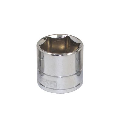 "3/8"" DRIVE SILVER EAGLE 15/16"" SAE 6 POINT CHROME SOCKET 