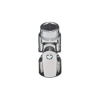 "3/8"" DRIVE 10MM METRIC 6 POINT UNIVERSAL CHROME SOCKET 