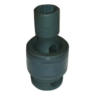 "3/8"" DRIVE SILVER EAGLE 10MM METRIC 6 POINT UNIVERSAL IMPACT SOCKET 