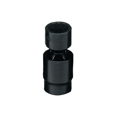 "3/8"" DRIVE 13MM METRIC 12 POINT UNIVERSAL IMPACT SOCKET 