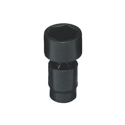 "3/8"" DRIVE 24MM METRIC 6 POINT UNIVERSAL IMPACT SOCKET 