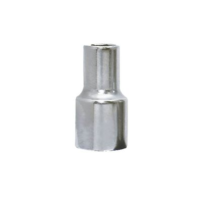 "1/2"" DRIVE 11MM METRIC 6 POINT CHROME SOCKET 