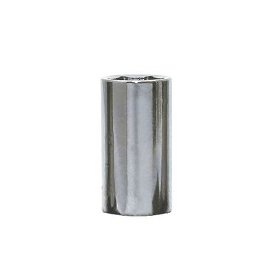"1/2"" DRIVE 17MM METRIC 6 POINT CHROME SOCKET 