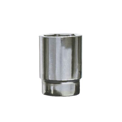 "1/2"" DRIVE 1-1/8"" SAE 6 POINT CHROME SOCKET 