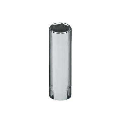 "1/2"" DRIVE 18MM METRIC 6 POINT DEEP CHROME SOCKET 