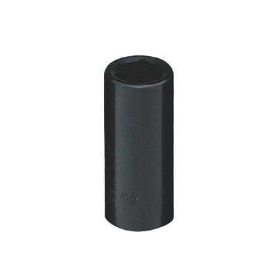 "1/2"" DRIVE 28MM METRIC 6 POINT DEEP IMPACT SOCKET 