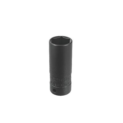 "1/2"" DRIVE 7/8"" SAE 6 POINT DEEP THIN WALL IMPACT SOCKET 