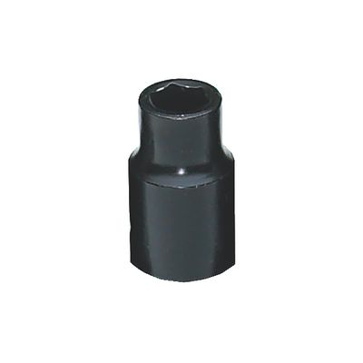 "1/2"" DRIVE 10MM METRIC 6 POINT IMPACT SOCKET 