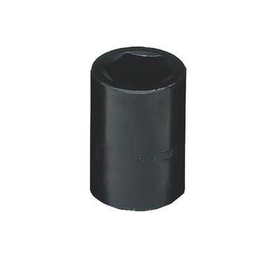 "1/2"" DRIVE 16MM METRIC 6 POINT IMPACT SOCKET 
