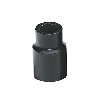 "1/2"" DRIVE 9/16"" SAE 6 POINT IMPACT SOCKET 