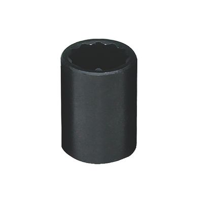 "1/2"" DRIVE 11/16"" SAE 12 POINT IMPACT SOCKET 