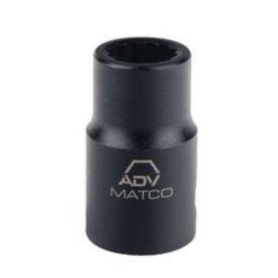 "1/2"" DRIVE 29MM METRIC 12 POINT MAGNETIC IMPACT  SOCKET 