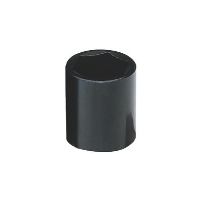 "1/2"" DRIVE 1-3/8"" SAE 6 POINT IMPACT SOCKET 