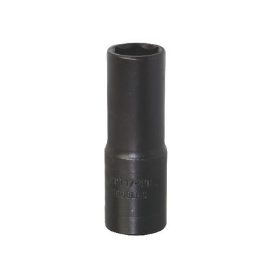 "1/2"" DRIVE 17X19MM METRIC 6 POINT THIN WALL FLIP SOCKET 