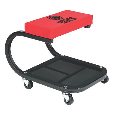 PADDED MECHANIC'S SEAT WITH PLASTIC PAN | Matco Tools