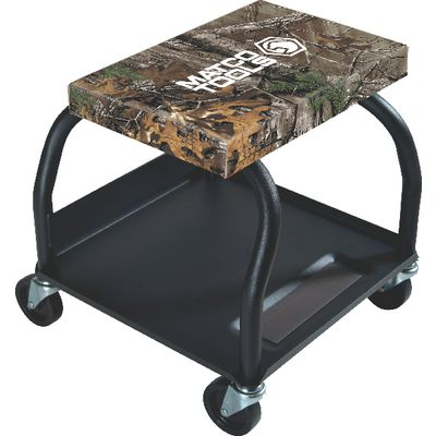 HEAVY-DUTY MECHANIC'S SEAT WITH REALTREE PRINT | Matco Tools