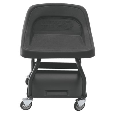 LARGE PADDED SHOP SEAT WITH NO-MATIC WHEELS | Matco Tools