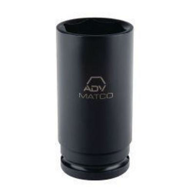"1/2"" DRIVE ADV 36MM METRIC 6 POINT DEEP SPINDLE NUT SOCKET 
