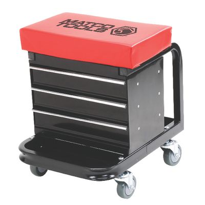 HEAVY-DUTY TOOLBOX CREEPER SEAT | Matco Tools