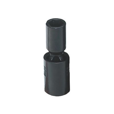 "1/2"" DRIVE 7/16"" SAE 6 POINT UNIVERSAL IMPACT SOCKET 