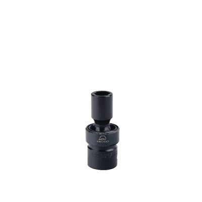 "1/2"" DRIVE ADV 1-1/8"" SAE 6 POINT UNIVERSAL IMPACT SOCKET 