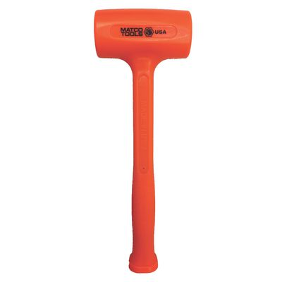 26 OZ.  DEAD BLOW HAMMER ORANGE | Matco Tools