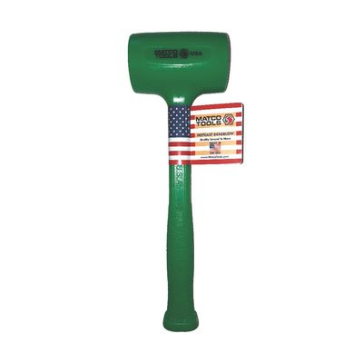 38 OZ. DEAD BLOW HAMMER - GREEN | Matco Tools