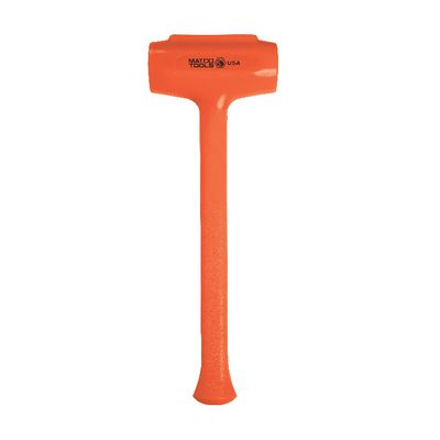5-1/2 LB. DEAD BLOW SLEDGE HAMMER ORANGE | Matco Tools