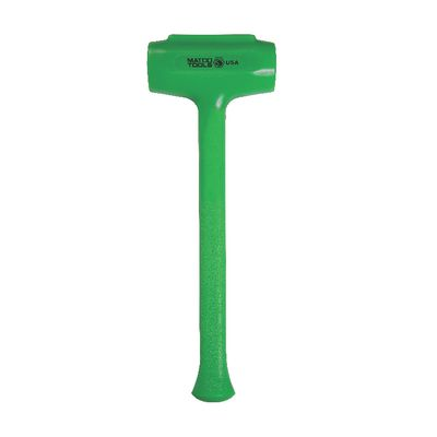 5-1/2 LB  DEADBLOW SLEDGE HAMMER GREEN | Matco Tools