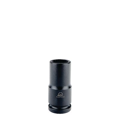 "3/4"" DRIVE 25MM METRIC 6 POINT DEEP IMPACT SOCKET 