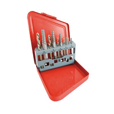 10 PIECE LEFT HAND DRILL BIT EXTRACTOR KIT | Matco Tools