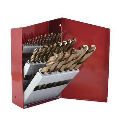 29 PIECE COBALT DRILL BIT SET | Matco Tools