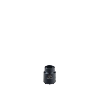"3/4"" DRIVE 17MM METRIC 4 POINT IMPACT SOCKET 