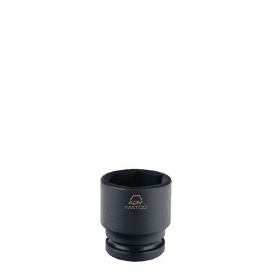 "3/4"" DRIVE 46MM METRIC 6 POINT IMPACT SOCKET 