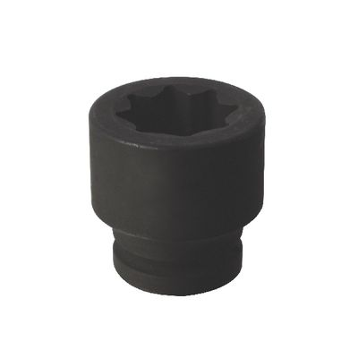 "3/4"" DRIVE 1-1/2"" SAE 8 POINT IMPACT SOCKET 