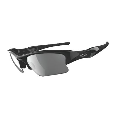 OAKLEY FLAK JACKET® XLJ JET BLACK WITH BLACK IRIDIUM | Matco Tools