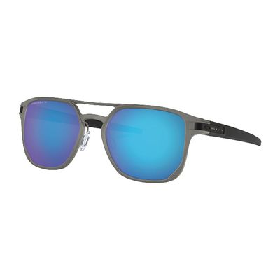 LATCH™ ALPHA MATTE LIGHT GUNMETAL WITH PRIZM™ SAPPHIRE POLARIZED | Matco Tools