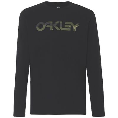 OAKLEY MARK II LONG SLEEVED TEE BLACKOUT - M | Matco Tools