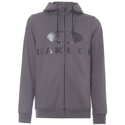 OAKLEY BARK FULL ZIP HOODIE FORGED IRON - M | Matco Tools