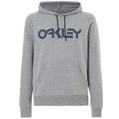 OAKLEY B1B PULLOVER HOODIE BLACKOUT HEATHER - L | Matco Tools